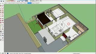 ukuranfuzziblog: desain rumah ukuran 8x8m