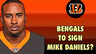Bengals To Sign Mike Daniels?