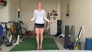 High Performance exercises at Home