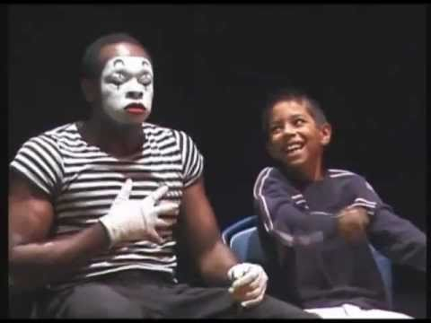 I have a newly gained respect for mimes now