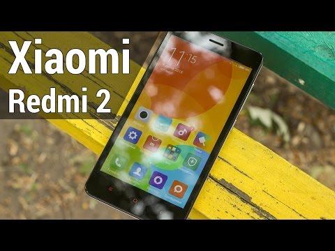Xiaomi Redmi 2 обзор. Особенности, недостатки и достоинства Xiaomi Redmi 2 от FERUMM.COM