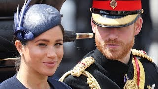 Major Canadian Newspaper Says Prince Harry And Meghan Markle Can't Stay