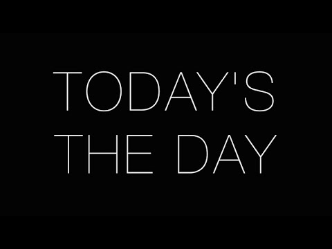 P!NK - TODAY'S THE DAY (LYRICS ON SCREEN) Mp3