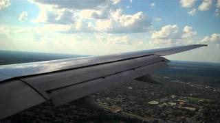 United 670 Arriving Chicago O'Hare Full HD