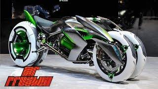 Coba Lihat 5 Motor Masa Depan Ini, Bikin Mlongo