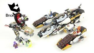 LEGO NINJAGO 70595 Ultra Stealth Raider - for Collecrors - Collection Ninjago (4/46)