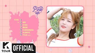 [Teaser] Apink(에이핑크) _ Apink 6th Mini Album [Pink UP] Rolling Music Teaser