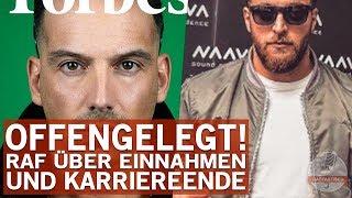 Raf Camora Ist Manager Von KC Rebell | 11 Millionen Durch PaP2
