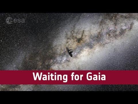 Var är 1,7 miljarder stjärnor? Nya data från Gaia ger svaret