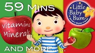 Little Baby Bum | Apple Song | Nursery Rhymes for Babies | Songs for Kids