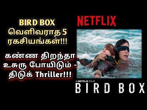 BIRD BOX Monsters Explained | How Sandra Bullock prepared for the role?