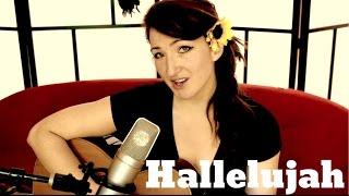 Hallelujah Acoustic Cover By <b>Alyse Black</b>