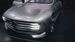 "Mercedes ""Concept IAA"" во Франкфурте"