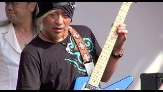 "【5】LOUDNESS Akira Takasaki ""Deep Purple STORMBRINGER"" Music Festival 2014 | 高崎晃 帝塚山音楽祭 2014【5】"