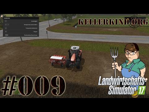 Landwirtschafts-Simulator 17 #009 - Fleißiger Bauer ★ EmKa plays Farming Simulator 17 [HD|60FPS]