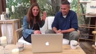 סופטאב לייב : ערן לוינסון מאמנות הגינה הקסומה בוידאו צ'ט לייב בנושא עיצוב הגינה