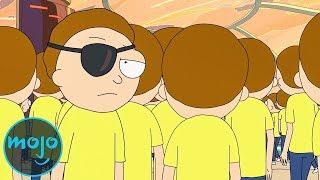 Top 10 Rick and Morty Villains (So Far)