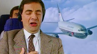 Fly Away BEAN ✈️  Mr Bean Full Episodes   Mr Bean Official