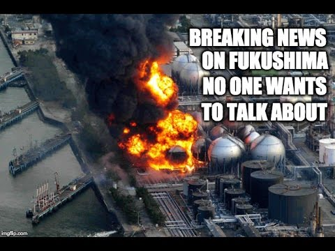 Breaking News On Fukushima That No One Wants To Talk About