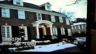 Home Alone House Visit 1999