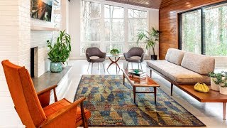45 Mid-Century Modern Living Room | Design Ideas