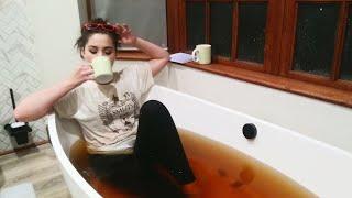 20 Tips for University || Spilling the TEA on UniversiTEA in a Tea bath PART 2