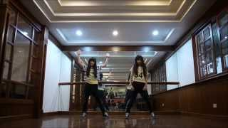 2ne1(CL)-멘붕 MTBD by Sandy&Mandy (cover)