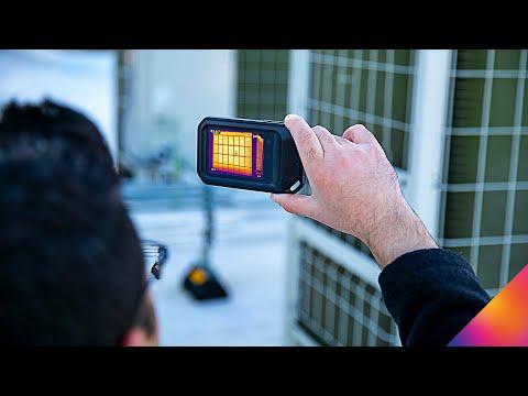 FLIR C5 Thermal Imager