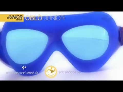 Arena Kinder Schwimmbrille Oblo Jr - Aquasel