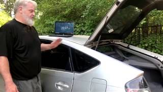Prius Hybrid Battery Replacement in Less Than 15 Minutes?