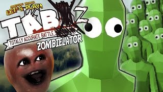 Midget Apple Plays   Totally Accurate Battle Zombielator!