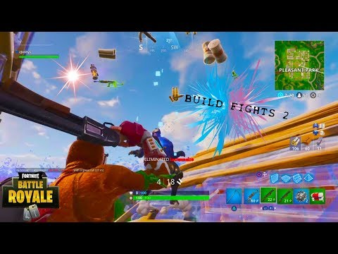 Fortnite | Build Battle compilation | Paying Respects To