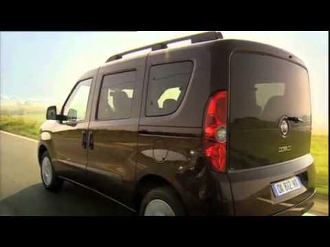 Fiat Doblo Cargo Фургон класса M - тест-драйв 5