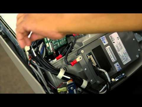 Triton RL2000 EMV Installation