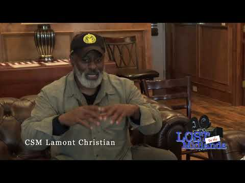 Lost in the Midlands with CSM (Ret.) Lamont Christian E3P1
