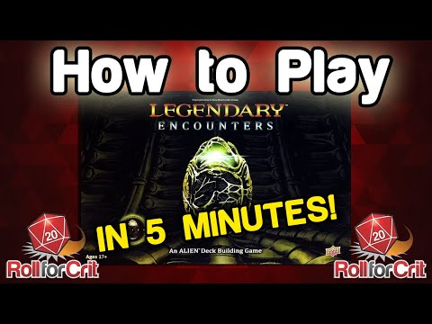 How to Play Legendary Encounters | Roll For Crit