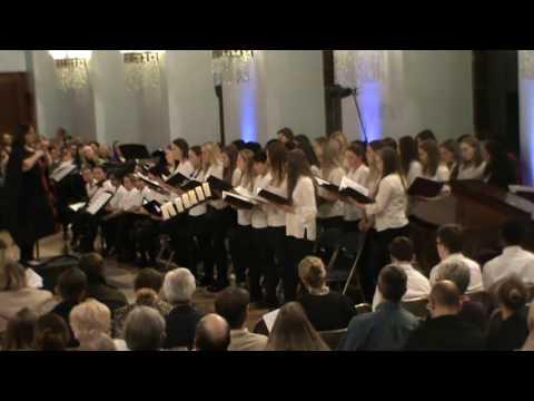 Angel's Carol - Senior Choir, Ceremony of Carols 2016