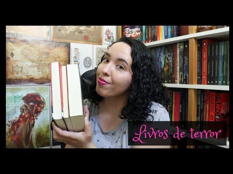 Livros de terror | Raíssa Baldoni