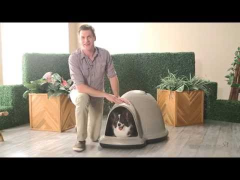 Petmate Indigo Dog House - Product Review Video