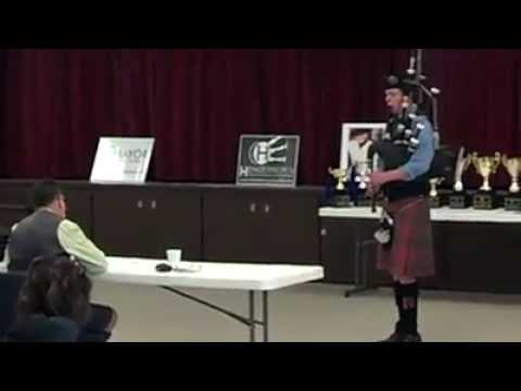 A Strathspey & Reel competition where I claimed 1st place.