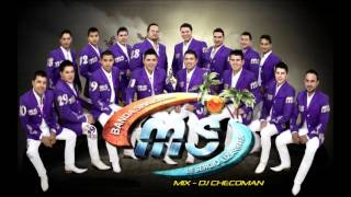 Banda Ms  - Mix Romanticas