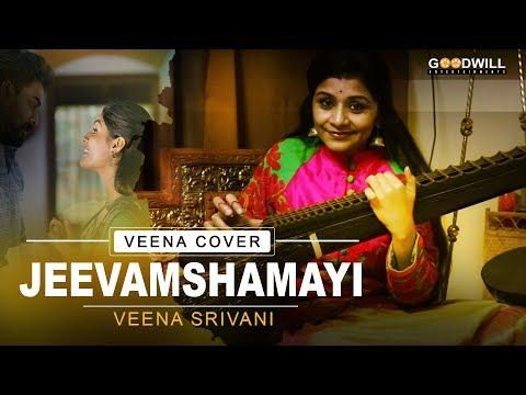 Jeevamshamayi Veena Cover | Veena Srivani | Theevandi Movie | Kailas Menon