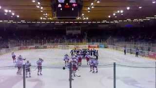 preview picture of video 'Penaltyschiessen Bremerhaven - Landshut'