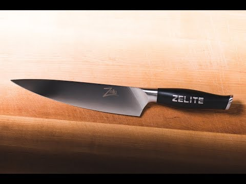 Four Month Reviews: Is the Zelite Infinity Comfort Pro 8in Chef's Knife Worth It?