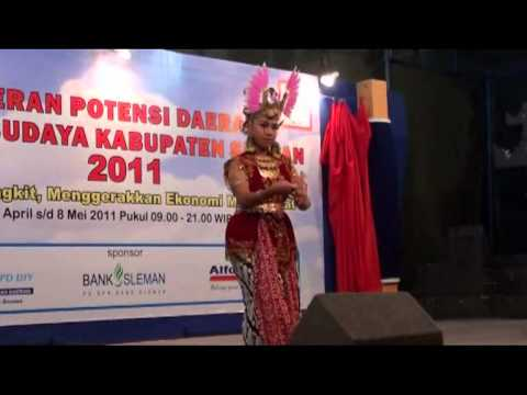 Tari Golek Sulung Dayung | Javanese Culture