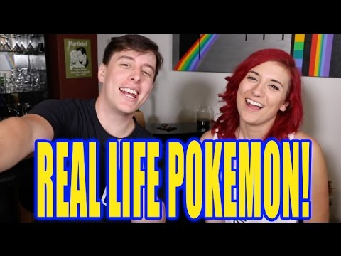 Real Life Pokemon 2 w/ Brizzy Voices | Thomas Sanders