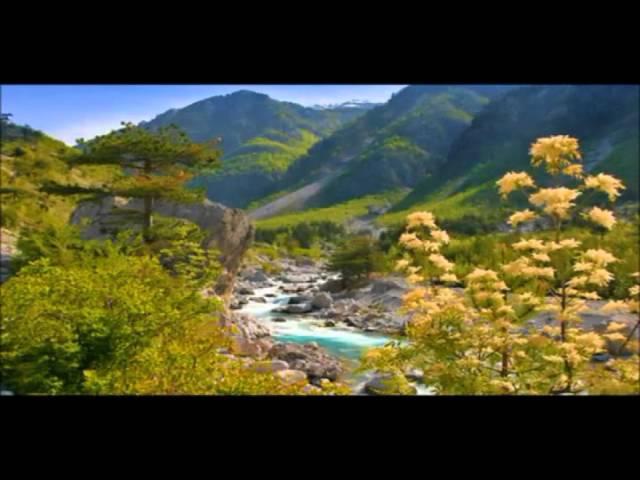 Albania Nature's Beauty & Traditional Music [HD]