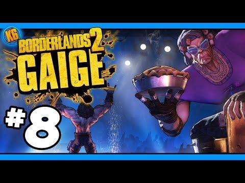 GRANDMA?! - Road to Ultimate Gaige - Day #8 [Borderlands 2]