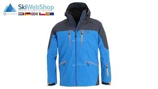 Picture, Naikoon, ski jacket, men, blue