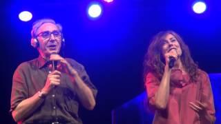 00061(brunatesseri) I Treni di Tozeur- Franco ed  Alice in concerto-  . LATINA 30.07.2013